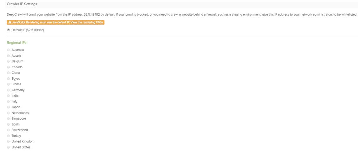 IPアドレスをホワイトリスト化